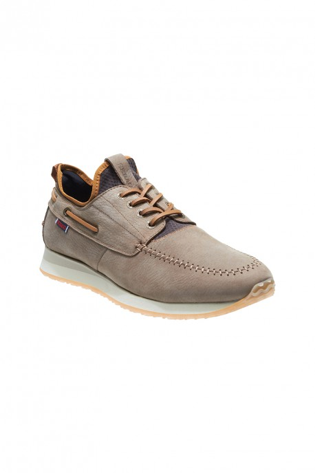 B192025 JUDE FOR EYE boat chaussures Homme Beige de SEBAGO