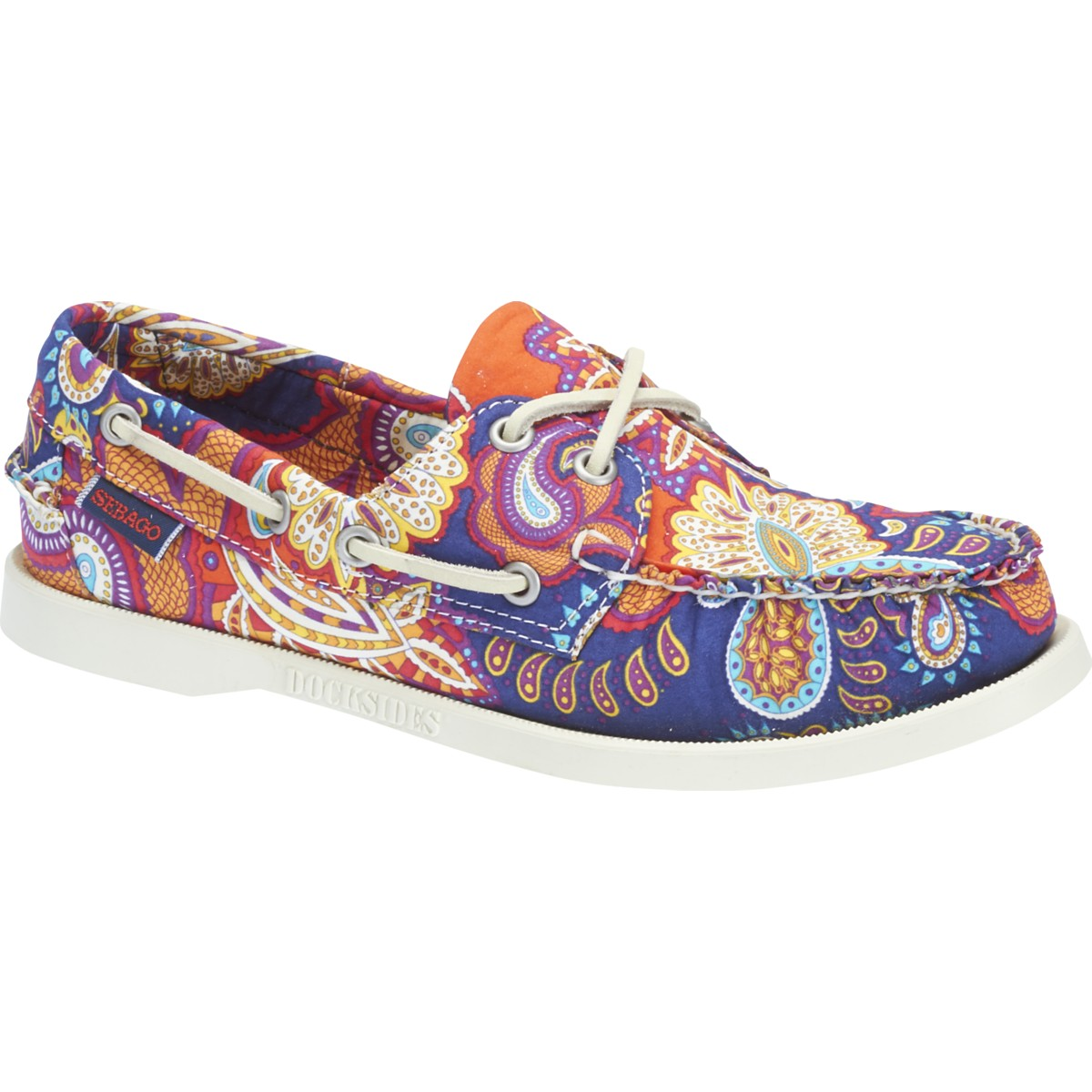 Sebago Docksides Liberty Multicolore mmwhoRB