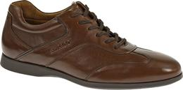 B160219 Teague T-Toe Leather Cognac de Sebago