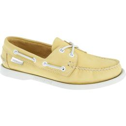 B500146 DOCKSIDES Femme LIGHT YELLOW NBK-70TH