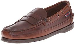 B70384 Sloop Chaussures Homme Brown Oiled Waxy Leather de SEBAGO1