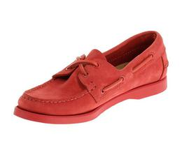 B720151 Docksides Homme Bright Red de SEBAGO1