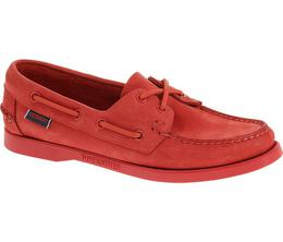 B720151 Docksides Homme Bright Red de SEBAGO