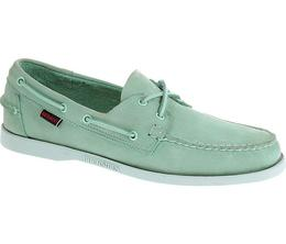 B720154 Docksides Homme Light Blue Nubuck de SEBAGO