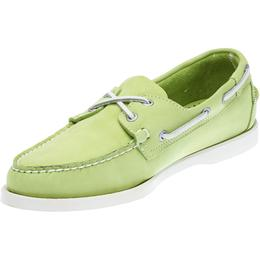 B720238 DOCKSIDES Homme LIME GREEN NBK-70TH1