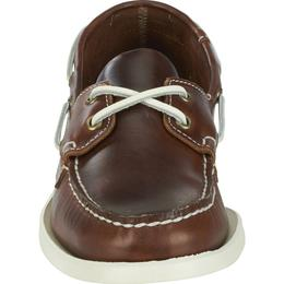 B720243 DOCKSIDES LEATHER Homme  Brown Oiled Waxy de SEBAGO1