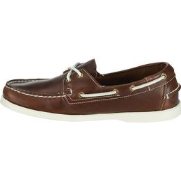 B720243 DOCKSIDES LEATHER Homme  Brown Oiled Waxy de SEBAGO3