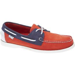 B720264 SPINNAKER Homme ORANGE NAVY NBK-70TH
