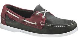 B72975 Spinnaker Smoke Red de Sebago