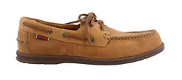 B864090 LITESIDES TWO EYE Chaussure nautique Homme Med Brown Leather de SEBAGO