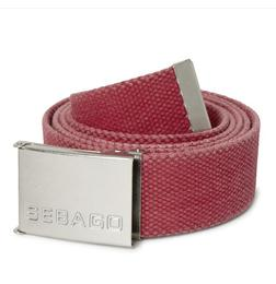 SA3527 BUCKLE BELT Ceinture Red de SEBAGO