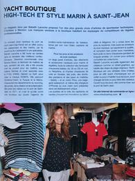 yacht boutique presse